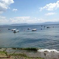 Photo taken at Paradisso Beach Club by Nejla D. on 6/12/2014