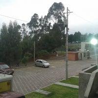 """Photo taken at Centro de Revisión Vehicular """"Los Chillos"""" by Bryan R. on 7/3/2013"""