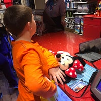 Photo taken at Disney Store by Laurie C. on 1/12/2017