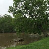 Photo taken at Pilcher Park by Sebastian H. on 5/13/2014