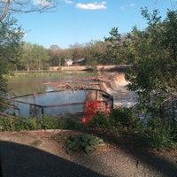 Photo taken at Pilcher Park by Sebastian H. on 5/10/2014