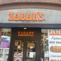 Photo taken at Zabar's by Alison P. on 8/15/2015