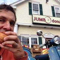 Photo taken at Jumbo Donuts by Scott M. on 8/23/2014