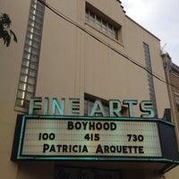 Photo taken at Fine Arts Theatre by Scott M. on 8/11/2014