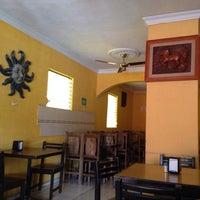 Photo taken at Las Tarascas by Abraham C. on 4/10/2014