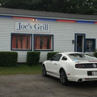 Photo taken at Joe's Grill by Sarah H. on 8/19/2013