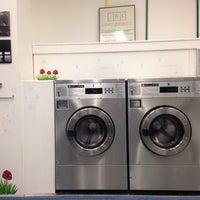 Photo taken at Rainbow Bubble Laundry by Olivia C. on 3/10/2015
