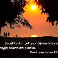 Photo taken at ITÜ Halı Sahalar by T C Hakan B. on 8/11/2016