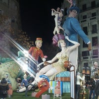 Photo taken at Falla Almirall Cadarso by Luis C. on 3/16/2014