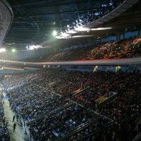 Das Foto wurde bei СК «Олимпийский» von Zinaida G. am 2/21/2018 aufgenommen