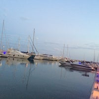 Photo taken at Cyprus Offshore Yacht Club by Zinaida G. on 9/21/2015