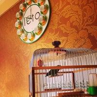 """Снимок сделан в Ресторан """"Leto"""" пользователем Leonid M. 7/30/2014"""