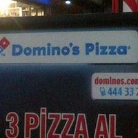 7/8/2013 tarihinde Sahın C.ziyaretçi tarafından Domino's Pizza'de çekilen fotoğraf