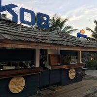 Photo taken at K08 Kite Surf Club by Fabio O. on 4/30/2018