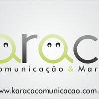 Photo taken at Karaca Comunicação & Marketing by Capeli _. on 8/5/2013