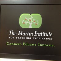 Photo taken at Martin Institute for Teaching Excellence by Clif M. on 12/18/2012