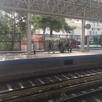 Photo taken at Irakleio ISAP Station by Xin R. on 2/25/2017