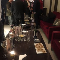 Photo taken at The Lobby Bar by Xin R. on 11/30/2017