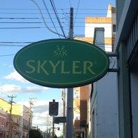 Photo taken at Skyler by Alan P. on 8/2/2013