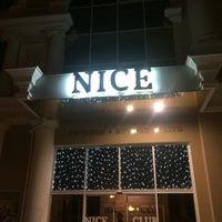 Photo taken at Nice Club by Juliana M. on 8/19/2016