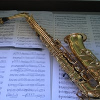 Photo taken at UNA - Escuela de Música by Kimberlyn H. on 8/8/2013