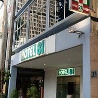 Photo taken at Hotel 81 Bugis by Tan J. on 1/4/2014