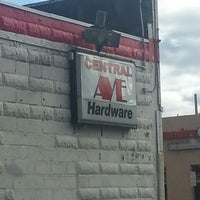 Photo taken at Prad's Hardware - formerly Central Ave. Ace Home Center by Harvey R. on 9/14/2013