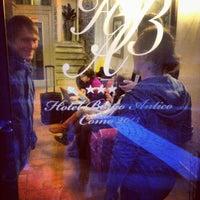 Photo taken at Hotel Borgo Antico by Паша В. on 10/3/2013