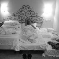 Photo taken at Hotel Borgo Antico by Паша В. on 10/4/2013