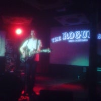 Photo taken at The Rogue Bar by Richard S. on 4/4/2016