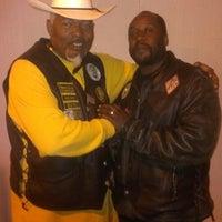 Photo taken at Wheels of Soul Motorcycle Club by John B. on 10/13/2013