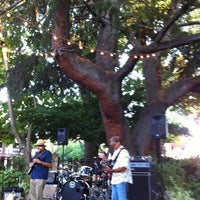 Photo taken at 1st Wed. Pleasanton Main Street Fair by Jenny T. on 8/8/2013