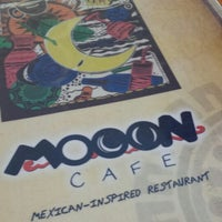 Photo taken at Mooon Cafe by Ýën I. on 7/7/2013
