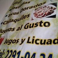Photo taken at Antojitos Katy by Pepe M. on 5/18/2014