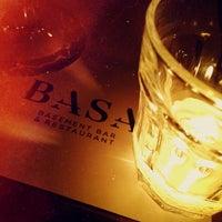 Photo taken at BASA - Basement Bar & Restaurant by Damián d. on 7/24/2013