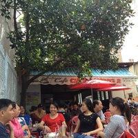 Photo taken at Cafe Cát Tường by Düy D. on 7/7/2013
