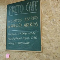 Photo taken at Preto Café by prof. Idelfranio M. on 10/1/2016