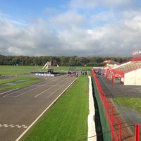 Photo taken at Karting des Fagnes by Didier Bolle C. on 10/17/2014