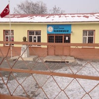 Photo taken at Melekli Atataürk İlkögretim Okulu by HSN L. on 12/30/2013