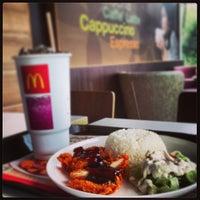 Photo taken at McDonald's & McCafé by hualek3 J. on 7/8/2013