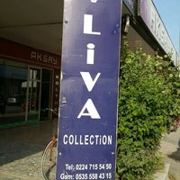 Photo taken at LIVA COLLECTION FURNITURE by GÖKHAN on 5/1/2015