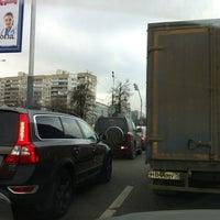 Photo taken at Ясеневая улица by Nikita on 11/2/2013