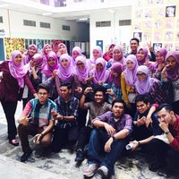 Photo taken at Printing Department, Faculty Of Art And Design (UiTM Shah Alam) by Bard a. on 5/12/2015