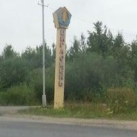 Снимок сделан в Цигломень пользователем Владимир К. 7/30/2013