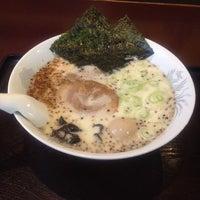 Photo taken at 蔵運麺太郎 by わっきん on 10/1/2013