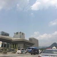 Photo taken at 교보생명빌딩 by sungsim k. on 7/20/2016