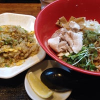 Photo taken at 拉麺劇情 by Kazuto T. on 6/19/2014