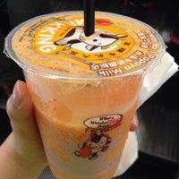 Photo taken at Milk King 高雄牛乳大王 by Angela Y. on 2/28/2014