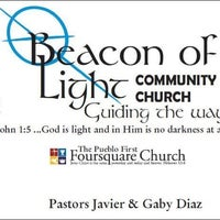Photo taken at Beacon Of Light Foursquare by Javier D. on 7/26/2013