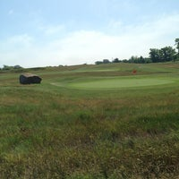 Photo taken at Shinnecock Hills Golf Club by Matches F. on 7/4/2013